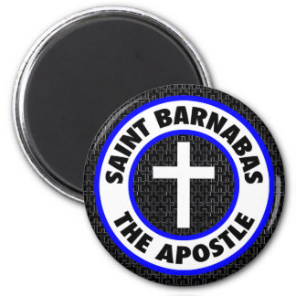 Saint Barnabas the Apostle Magnet