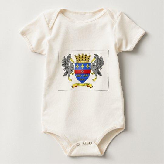 Saint Barthelemy Baby Bodysuit