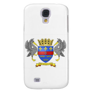 saint barthelemy country flag case