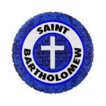 Saint Bartholomew Jelly Belly Tins