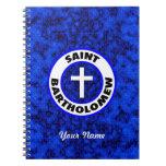 Saint Bartholomew Note Book