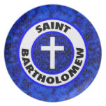 Saint Bartholomew Plates