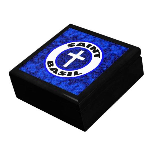 Saint Basil Jewelry Box