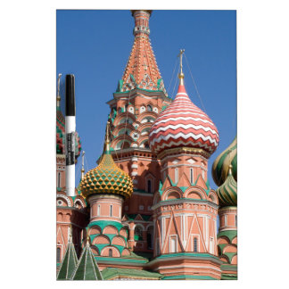 Saint Basil s Cathedral Church in Moscow Dry-Erase Whiteboards