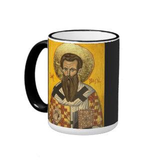 SAINT BASIL* the Great Mug