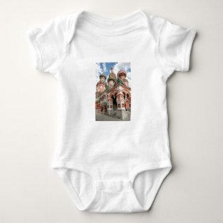 Saint Basil's Cathedral Baby Bodysuit