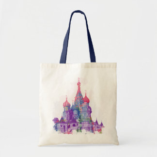 Saint Basil's Cathedral Moscow Canvas Bag