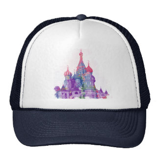 Saint Basil's Cathedral Moscow Hats