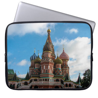 Saint Basil's Cathedral, Moscow Laptop Computer Sleeve