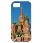 Saint Basil's Cathedral Moscow Russia iPhone 5 Cases