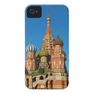 Saint Basil's Cathedral Moscow Russia Case-Mate iPhone 4 Case