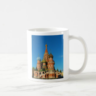 Saint Basil's Cathedral Moscow Russia Coffee Mug