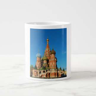Saint Basil's Cathedral Moscow Russia Giant Coffee Mug