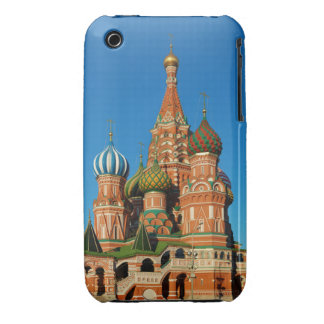Saint Basil's Cathedral Moscow Russia iPhone 3 Case-Mate Cases