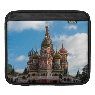 Saint Basil's Cathedral, Moscow Sleeve For iPads