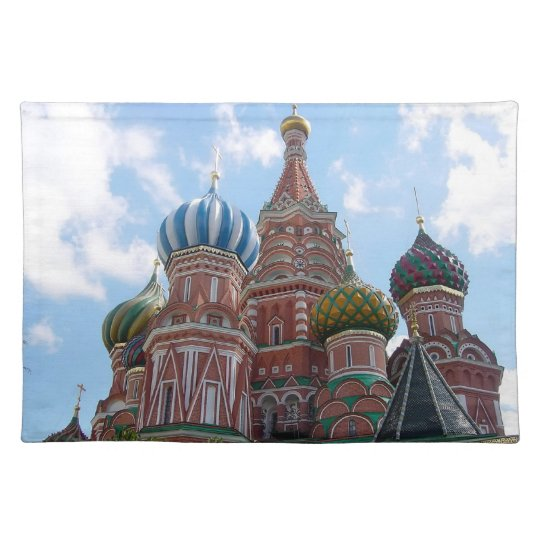 Saint Basil's Cathedral Placemat