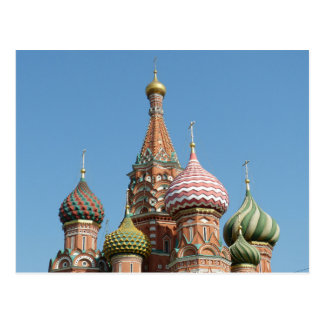 Saint Basil's Cathedral Postcard