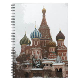 Saint Basil's cathedral_russo Notebook