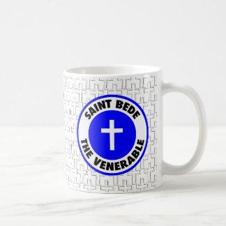 Saint Bede the Venerable Coffee Mug