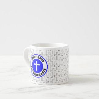 Saint Bede the Venerable Espresso Cup
