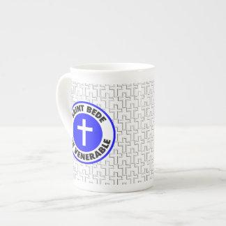 Saint Bede the Venerable Tea Cup