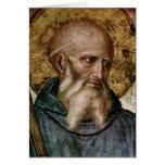 Saint Benedict Cards