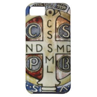SAINT BENEDICT CATHOLIC 09 CUSTOMIZABLE PRODUCTS iPhone SE/5/5s CASE