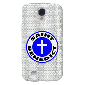 Saint Benedict Galaxy S4 Case