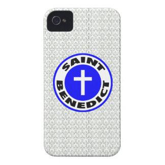 Saint Benedict iPhone 4 Cover