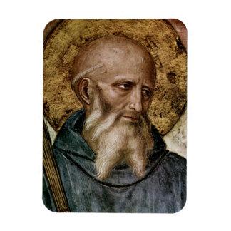 Saint Benedict Magnet