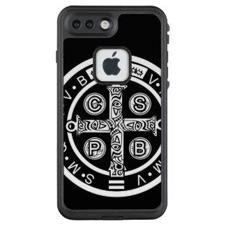 Saint Benedict Phone Case