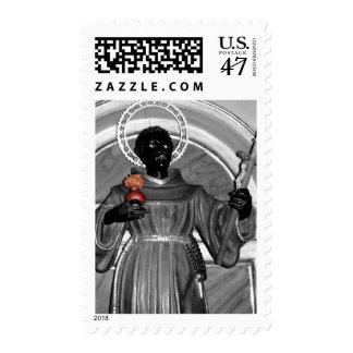 Saint benedict postage