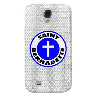 Saint Bernadette Samsung Galaxy S4 Cover