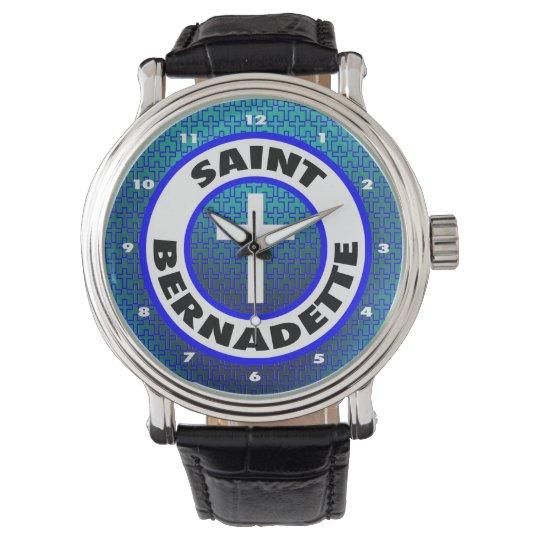 Saint Bernadette Wristwatch