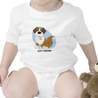 Saint Bernard Baby Creeper