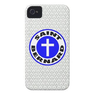 Saint Bernard iPhone 4 Cover
