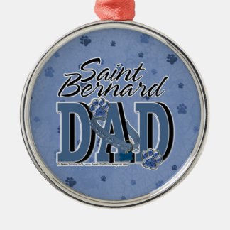 Saint Bernard DAD Ornament