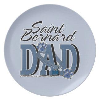 Saint Bernard DAD Plate