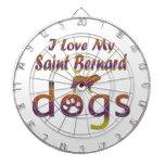 Saint Bernard designs Dartboards