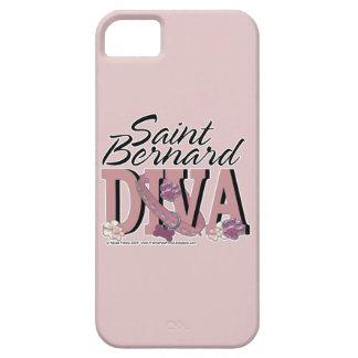 Saint Bernard DIVA iPhone SE/5/5s Case