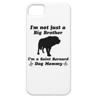 saint bernard Dog Designs Cover For iPhone 5/5S