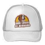 Saint Bernard Dog Lover Trucker Hat