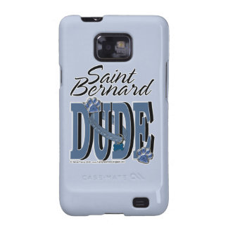 Saint Bernard DUDE Samsung Galaxy S2 Cover