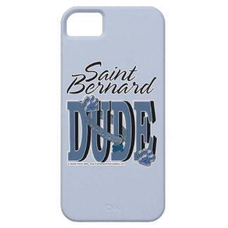 Saint Bernard DUDE iPhone 5 Cover
