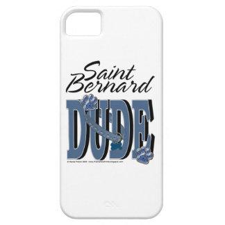 Saint Bernard DUDE iPhone 5 Covers