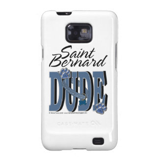 Saint Bernard DUDE Galaxy S2 Cover