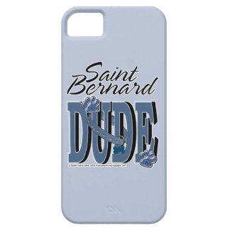 Saint Bernard DUDE iPhone 5 Cases