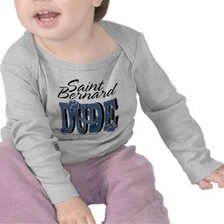 Saint Bernard DUDE T Shirt
