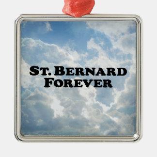 Saint Bernard Forever - Basic Ornament