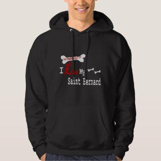 Saint Bernard Gifts Hoodie
